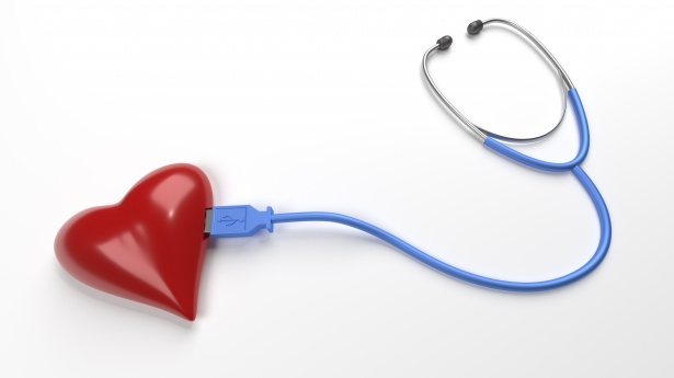 stethoscope usb and heart